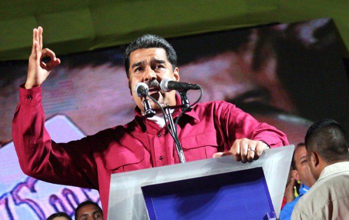 autoridades y Nicolás Maduro son un fraude, OEA