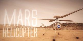 misión Rover Mars 2020 enviará un helicóptero a Marte