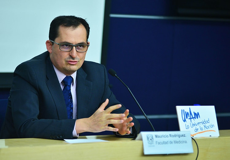 los peligros por no vacunarse, UNAM