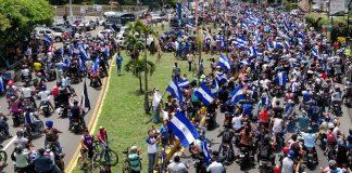 ONU represión en Nicaragua
