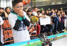 Competencia RobotiX Faire 2018