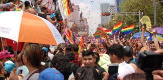 Marcha del Orgullo LGBT en la CDMX