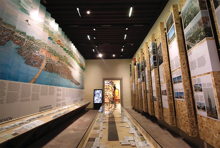 Exposición Miradas a la ciudad