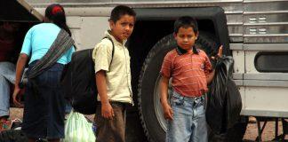 Salud mental de niños migrantes