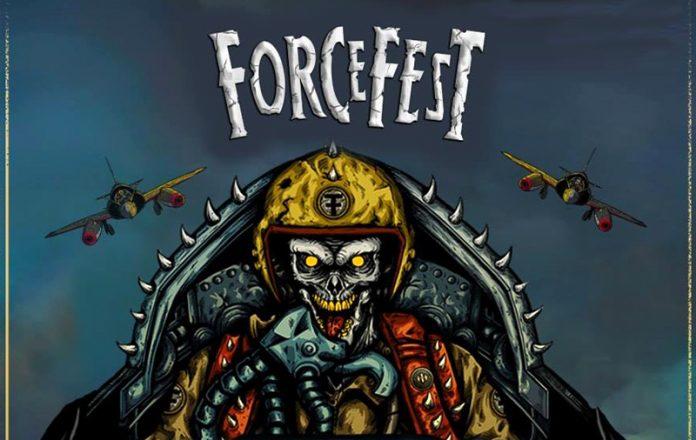 Force Fest 2018 de regreso a la CDMX