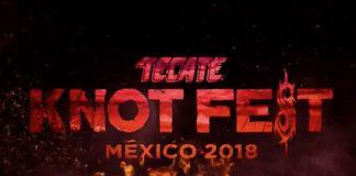 Knotfest 2018 México