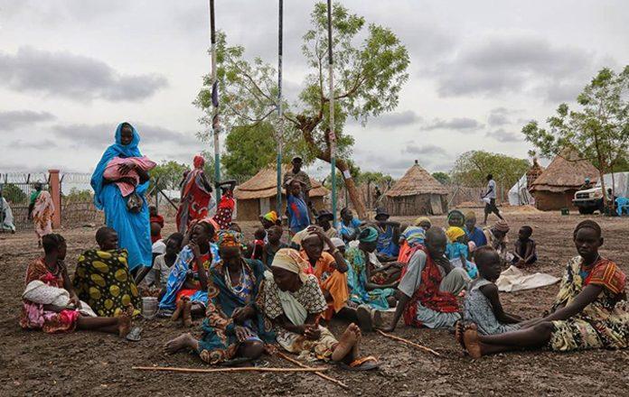 crímenes contra la humanidad en Sudán del Sur
