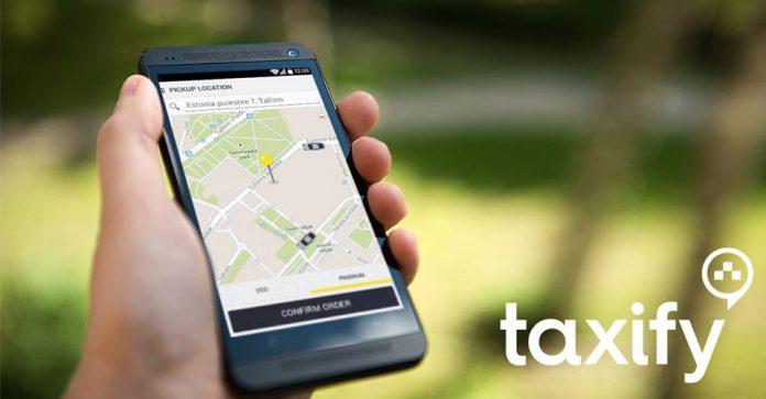 Taxify se integra a Google Maps