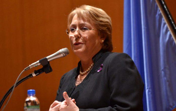 Michelle Bachelet ONU