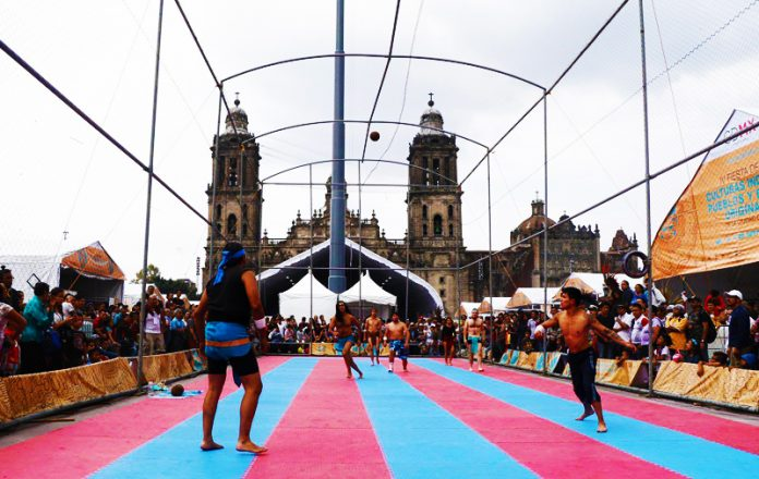V Fiesta de las Culturas Indígenas de la CDMX