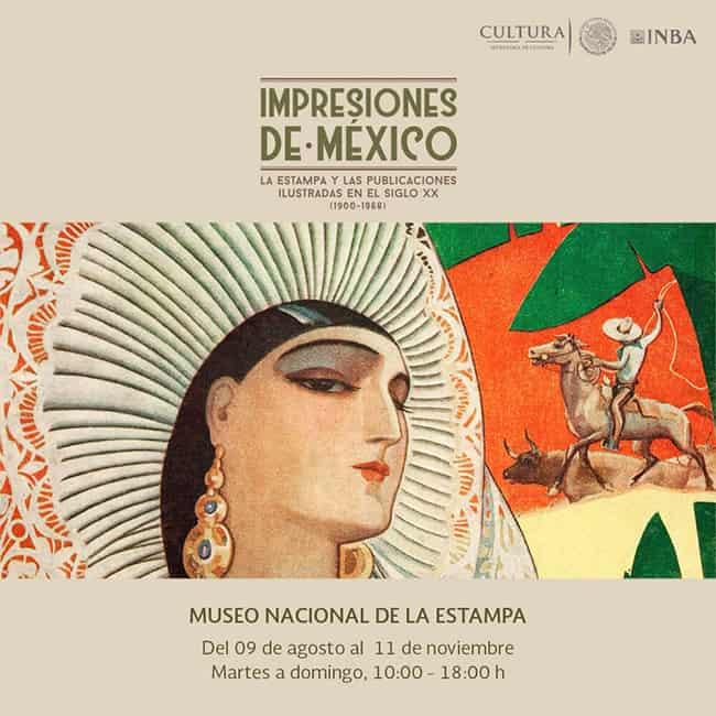 Impresiones de México MUNAE