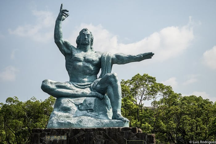 73 aniversario Hiroshima y Nagasaki