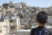 Niños en Franja de Gaza ONU