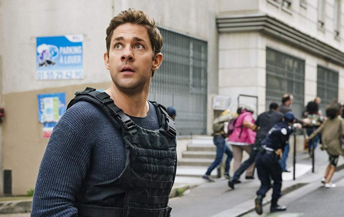 Jack Ryan de Tom Clancy Amazon Prime