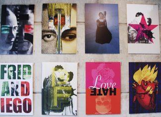 KR 100 Frida and Diego, a Creative Love