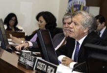 OEA crisis migratoria en Venezuela