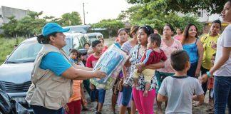 Informe de UNICEF sismos México