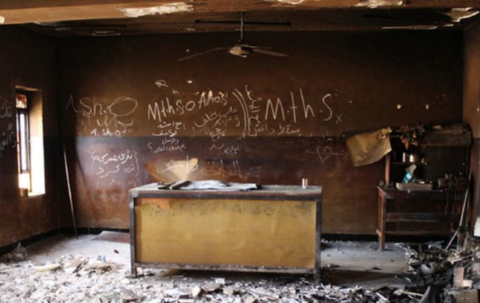 La Violencia escolar informe de UNICEF