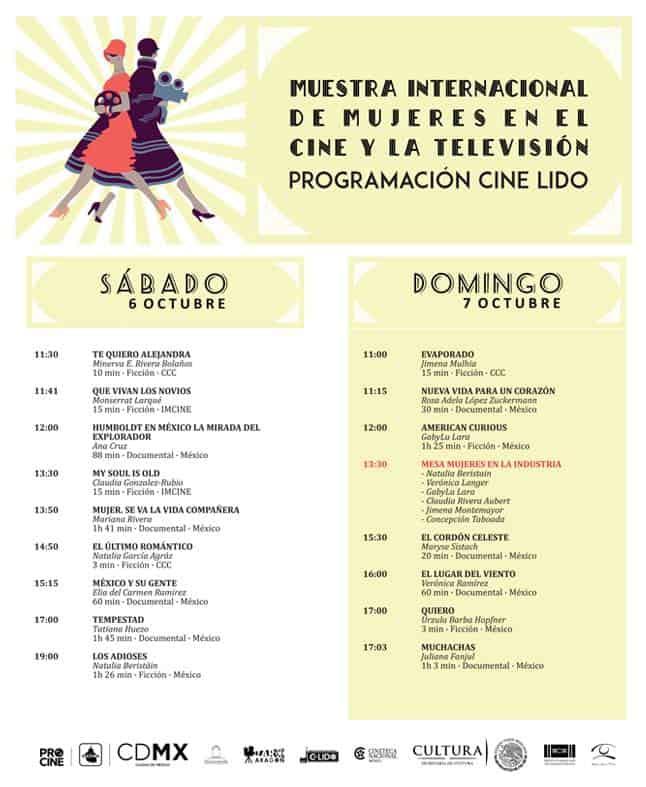 XIV Muestra Internacional de Mujeres en el Cine y la Televisión