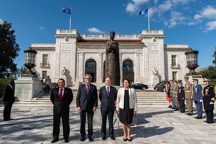 Encuentro de dos Mundos 2018 OEA
