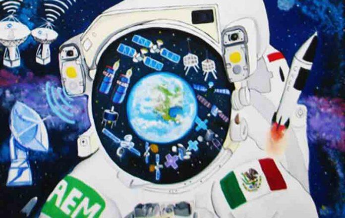 Tercer Concurso de Arte Espacial de la AEM