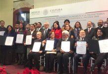 INEHRM premia a docentes y difusores