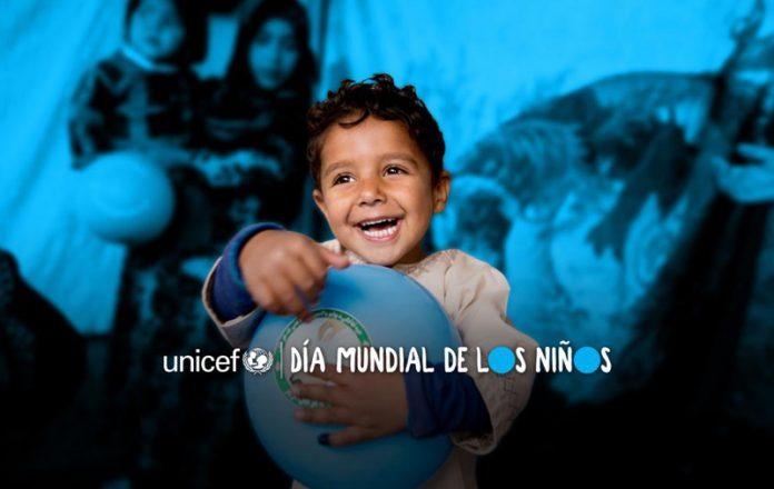 UNICEF y el Día Mundial de los Niños 2018