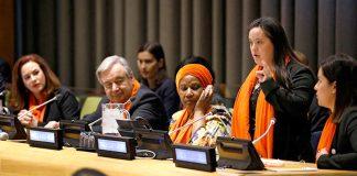 Día Internacional para la Eliminación de la Violencia contra la Mujer 2018