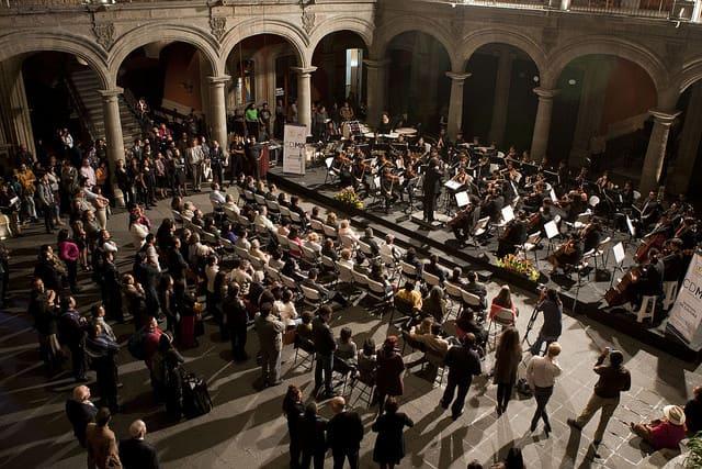 54 años del Museo de la Ciudad de México Noche de Museos