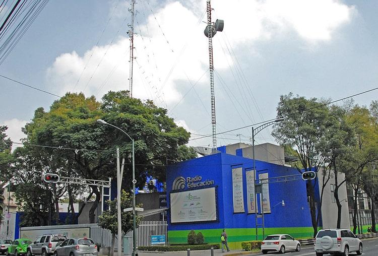 Radio Educación en 96.5 FM