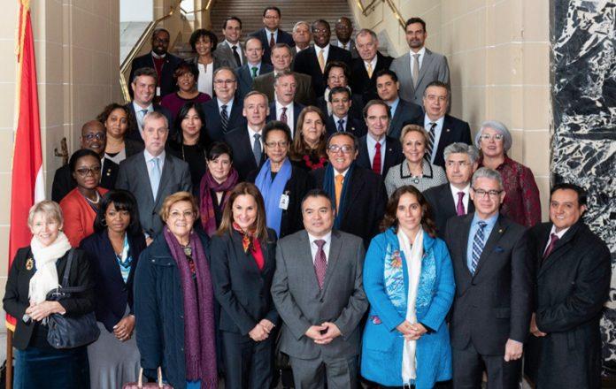 70 aniversario de declaraciones de derechos humanos