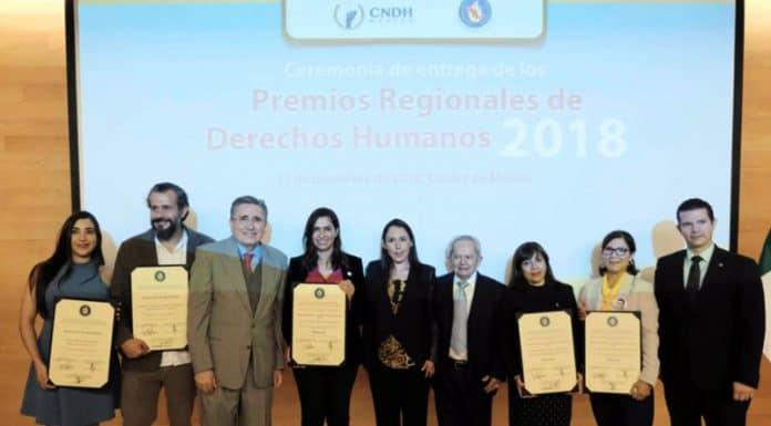Premios Regionales de Derechos Humanos
