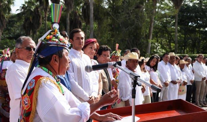 Ceremonia ritual de los voladores UNESCO