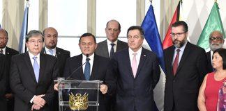Declaración Grupo de Lima