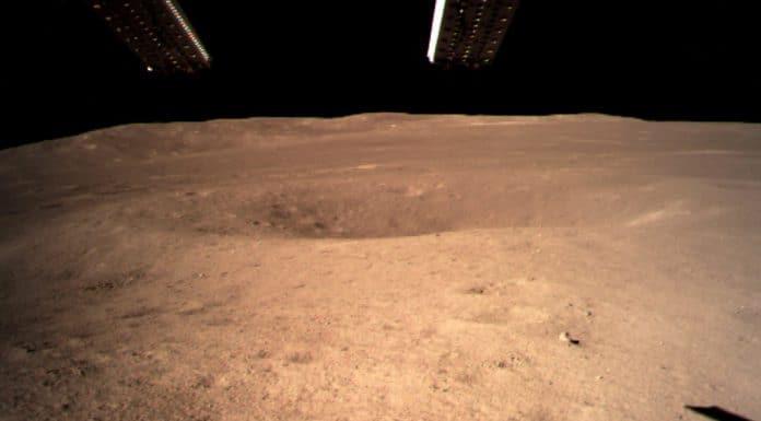China el lado oscuro de la Luna planta