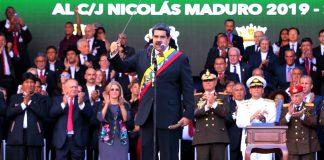 fuerzas armadas régimen Nicolás Maduro