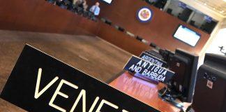 gobierno ilegitimo maduro consejo OEA