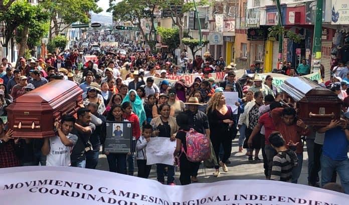 ONU-DH condena asesinatos de activistas y periodista en México