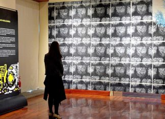 Muestra Toby Kobayashi grabados del accidente nuclear en Fukushima