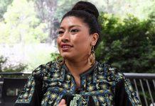 María Reyna soprano mixe