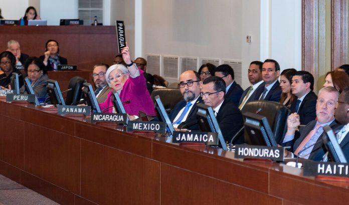 OEA ayuda humanitaria en Venezuela