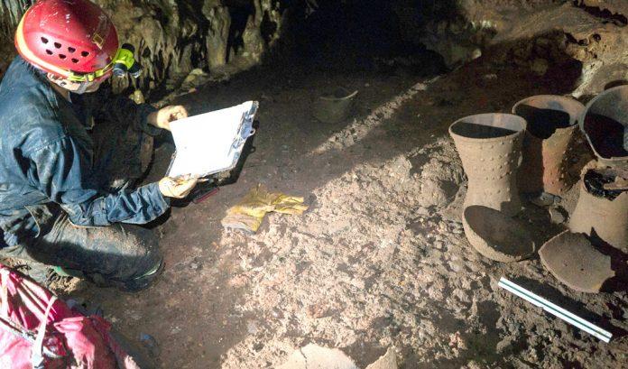 Hallazgo arqueológico en Chichen Itzá