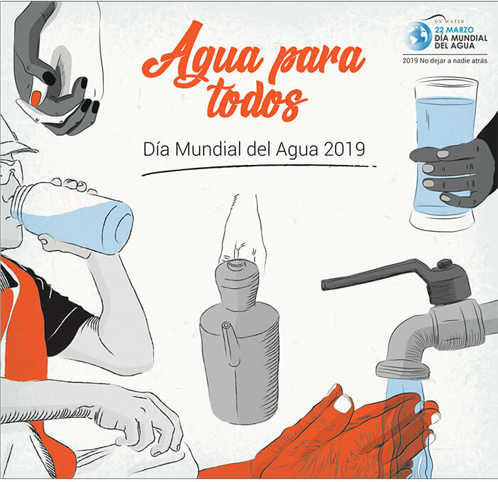 Día Mundial del Agua 2019