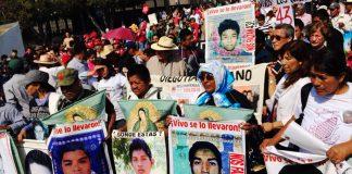 Mecanismo especial caso Ayotzinapa