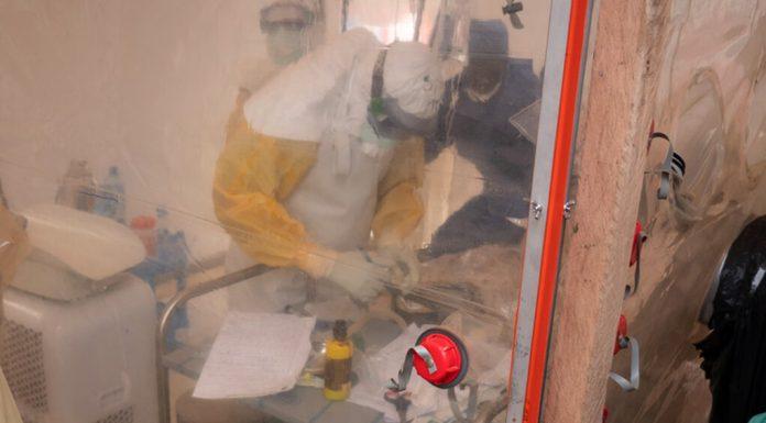 ataque a centro de lucha contra el ébola en el Congo