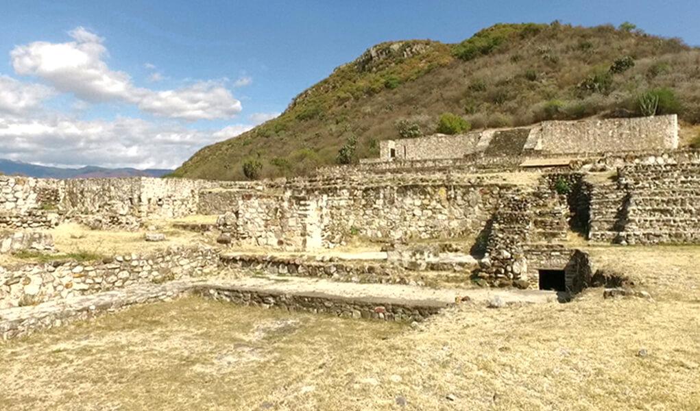 INAH Zona Arqueológica de Dainzú