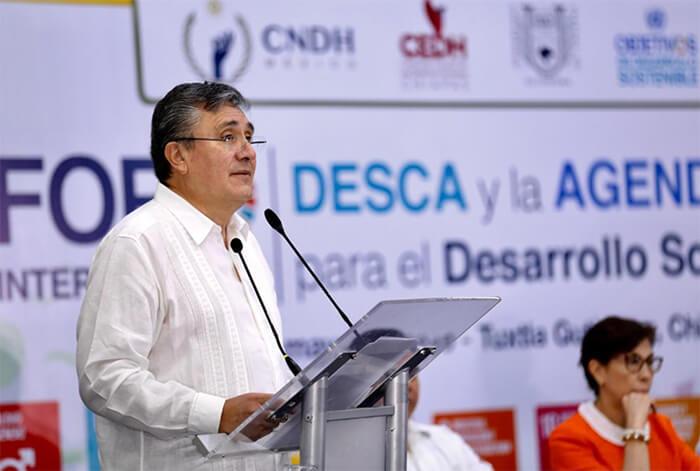 Medidas de austeridad salud CNDH