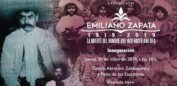 zapatismo a la Biblioteca de México Emiliano Zapata