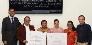 Lenguas indígenas toman la tribuna del Congreso de la CDMX