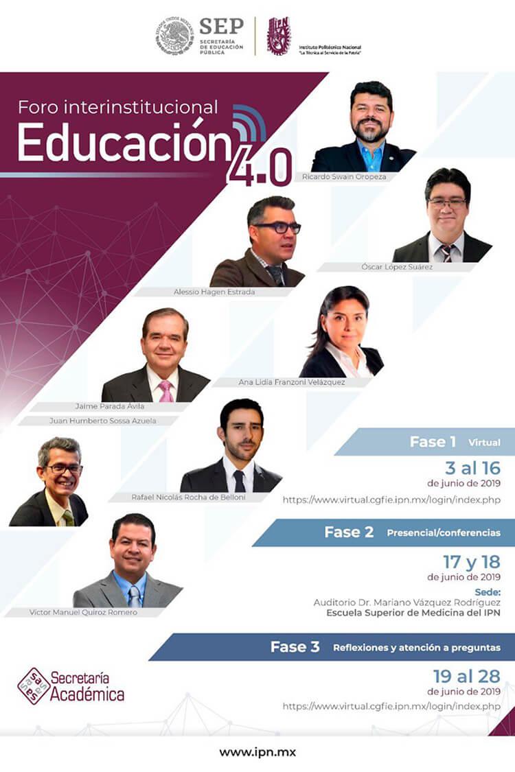 El IPN y los avances de la Educación 4.0
